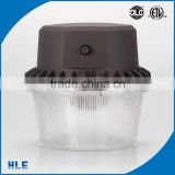 Die-casting Aluminium Shell 3 years warranty 40w ETL DLC certified led parking lot light