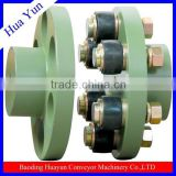 Rubber-Cushioned Sleeve Bearing Coupling
