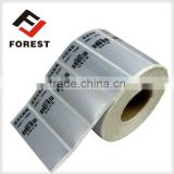 Supplied aluminum foil barcode label, aluminum foil label, label printing                                                                         Quality Choice