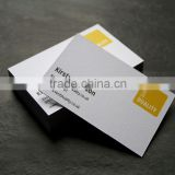 Custom made special paper business card/calling card                                                                         Quality Choice