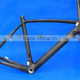 Full Carbon 3k Matt Matte Disc Brake Road Bike BSA Frame Fork FLX-FR-320