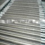 [Professional Manufacturer] ERW Stainless Steel/Carbon Steel/Alloy Steel Studded tubes SA106/178/179/192 TP304/306