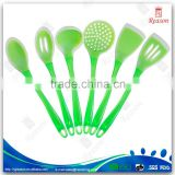2016 silicone coooking kitchen utensils set                                                                         Quality Choice
