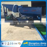 China Alluvial Gold Processing Mining Equipment Trommel Screen