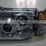INquiry about Car modified led headlamp assembly for Mitsubishi Pajero v46 V44