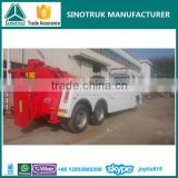 sinotruk heavy duty tow truck for sale, rotator tow truck for sale