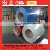 RED color galvanized steel coil/ prepainted alumzinc steel coil/ steel coil for corrugated roofing sheet