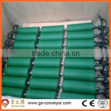 HDPE conveyor roller for Laterite belt conveyor,Laterite hdpe covneyor roller manufacturer near beijing