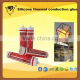 Specific purpose Silicone thermal conduction glue hot strips