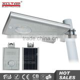 Outdoor IP67 waterproof aluminum 10w led solar street light                                                                         Quality Choice