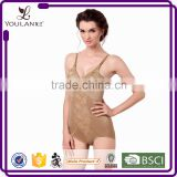 China Garment Factory Wholesale Design Oem Custom Women Sport Slimming Bodysuit
