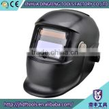 High quality welding mask grinding function solar automatic welding helmet