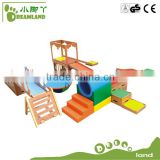 2014 Newest design for kids climbing play equipment with slide                                                                         Quality Choice
