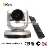 Broadcast-Quality HD Point-of-View Camera Compatible With Major Video Conferencing And Lecture Capture Codec