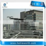 Construction gondola Facade cleaning system