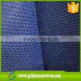 pp material fabric for outside furniture ,sofa,mattress, spunbond non woven fabric, cambrella fabric for shoes interlining
