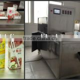 Factory supply 200ml juice carton box filling packaging machine /juice packaging machine