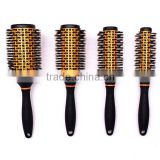 Hair salon equipment ceramic rotating hair brush