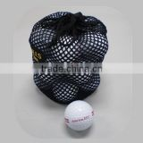 golf ball mesh bag 2pc range practice golf balls