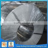 GI steel strip, Zinc coating hot dip galvanized steel strip tape