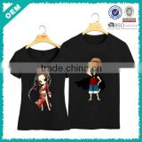 New ! china clothing factory print your own t shirt, print your own t shirt for couple (lyt-04000359)
