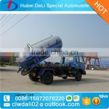 2016 new Hot sale 6000L Dongfeng 4*2 sewage suction truck