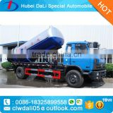 6 CBM Dongfeng 4*2 Sewage suction truck for sale