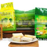 Hot new biscuits - VIZIPU Durian flavour 210g/bag Egg Cookie