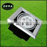 AR111 7w grille spot led downlight fixture