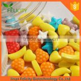 Halal Custom Gummy Candy Different Flavor And Shape for Child