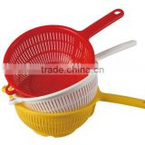Vegetable Baske with handle t/ Fruit Basket/Plastic Basket/sifter/griddle/boult/screen/sieve