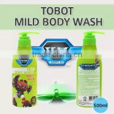 [Tobot]Mild body wash/baby / toy / sensitive skin / perfume body wash/body wash shampoo