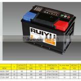 Sealed maintenance free battery 57539 SMF 12V / storage battery/ lead acid battery/car battery