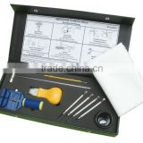 Repairing watch tool set tool kit watch box set