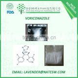Supply High purity Voriconazole powder, Voriconazole price cas 137234-62-9