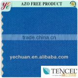 Fashion 100% tencel woven fabric for clothes china wholesale