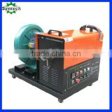 Medium pressure industrial electric air heater fan