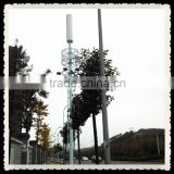 Steel Poles Tower Antenna Monopoles Galvanized Communication Tower Equipment China Mobile Supplier
