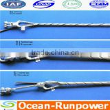Tension Clamp for ADSS Cable