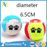 different size color funny dog tennis toy skip ball toy ball dog toys ball throw dog toys bouncing ball