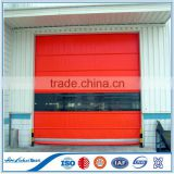 High Speed roller shutter Door -- Ability to withstand forklift impact & Snap right back into their track