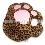USB Shoes Warmer Foot Warmer&pillow Bear Paw Heater Slippers