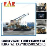 INquiry about High Quality Drilling Rig!!! Bored Piles in CFA Spiral Machine, FAR250 Hydraulic Rotary Drilling Rig