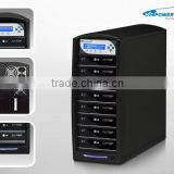SharkBlu HDD:8 Blu-Ray / DVD / CD Stand-Alone Manual Tower Duplicator
