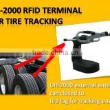UHF RFID reader Handheld terminal exactly for tyre tracking with Long reading range