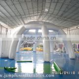 10m Inflatable Dome Tent transparent bubble tent for advertising domes 2016 crazy HOT!!!