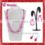 christmas kids chunky bubblegum necklace