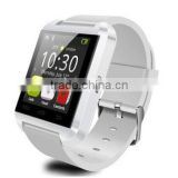 "2016 China android manufacturer 1.44"" Screen 115*90 BT 3.0 Smart Watch U8"
