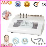 Portable mini diamond tip microdermabrasion machine,microdermabrasion peeling machine AU-8304