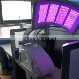 Led Facial Light Therapy Machine PDT/LED Light Wrinkle Removal Skin Rejuvenation Therapy Machine 590 Nm Yellow